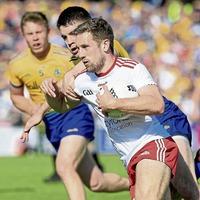 Niall Sludden finding his form in Tyrone's All-Ireland bid