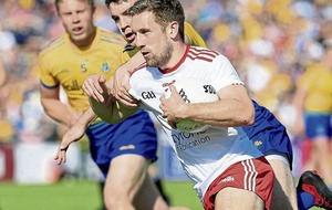 Niall Sludden finding his form in Tyrone's All-Ireland bid
