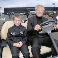 Legendary golfer Gary Player hailed Portrush as potentially 'the best Open'
