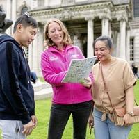 New street ambassadors 'ensure an even warmer welcome awaits'
