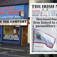 Watchdog probes Stormont-backed firm's links to selling paramilitary flags