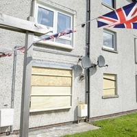 Boy (12) in flat targeted in sectarian attack in Carrickfergus