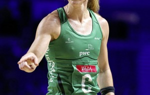 Composed Northern Ireland edge out Barbados in World Netball event
