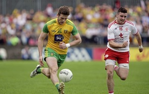 Ankle break rules Donegal wing-back Eoin Ban Gallagher out for the rest of the season