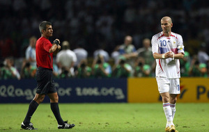 On This Day, July 20. 2006: Zinedine Zidane, having already retired from football, was suspended for three matches for his headbutt on Marco Materazzi in the World Cup final