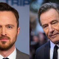 Bryan Cranston teases Aaron Paul on Instagram as two confirm promotional event