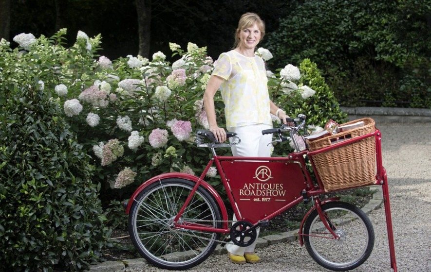 Fiona Bruce hoping for more treasures when the Antiques Roadshow visits Castle Ward tomorrow