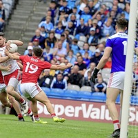 Tyrone make All-Ireland semi-finals after comeback win against Cork