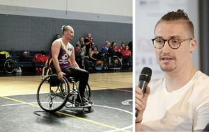 Co Antrim man who lost leg in Thailand crash sets sights on Commonwealth wheelchair basketball
