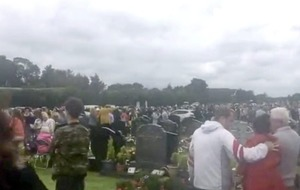 Grandfather seriously injured by car speeding through Louth cemetery