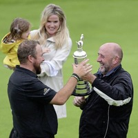 Tears of joy at home golf club as Shane Lowry wins The Open
