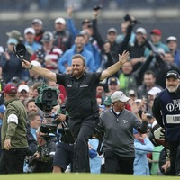 Portrush is adamant: There's only one Shane Lowry