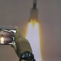 India sends unmanned mission to moon's far side
