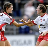 Composed Tyrone upset ladies football champions Donegal