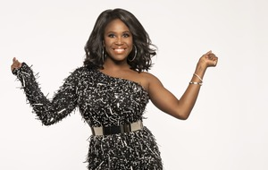 Motsi Mabuse promises to bring 'own bit of sparkle' as new Strictly judge