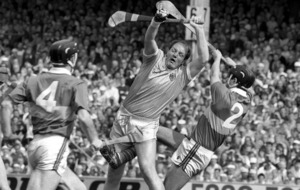 Antrim hurling legend Terence McNaughton inducted into GAA Hall of Fame