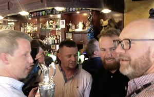 Watch: Newly crowned Open champion Shane Lowry and caddy belt out the Fields of Athenry
