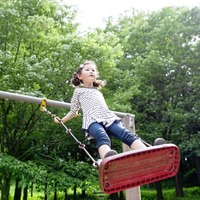 Parents spent more time outdoors in their youth than children do today