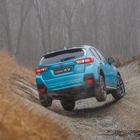 Subaru hybrid: Boxing clever