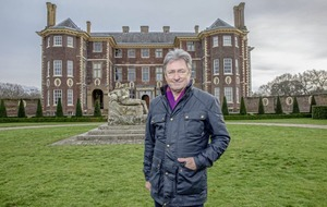 TV Quickfire: Gardening guru Alan Titchmarsh on his new series of Secrets Of The National Trust
