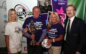 NI Children's Hospice is official charity partner for SuperCupNI
