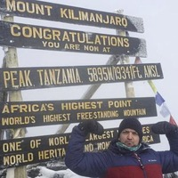 Co Down man who summited Mount Kilimanjaro six months ago dies following illness