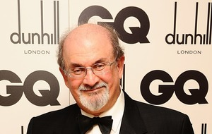Sir Salman Rushdie could scoop Booker Prize once again
