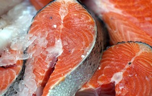 Eating three portions of fish per week cuts bowel cancer risk, research suggests