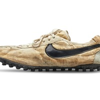 Rare Nike running shoes sell for 437,500 dollars – shattering world auction record