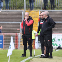 Who are the contenders to replace Damian McErlain as Derry manager?