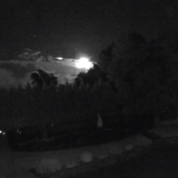 Watch: Meteor captured by security cameras over US east coast