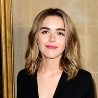 Kiernan Shipka shares throwback picture with Chris Pine