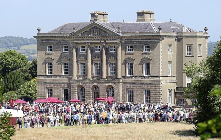 Antiques Roadshow rolls into Castle Ward - The Irish News