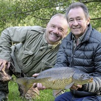 Bob Mortimer and Paul Whitehouse cast off for second series of Mortimer & Whitehouse: Gone Fishing