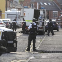 Security alert in west Belfast