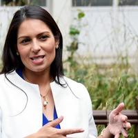 Home Secretary Priti Patel unblocks local police federation Twitter