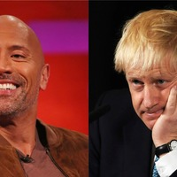 Dwayne Johnson: Boris Johnson is my cousin