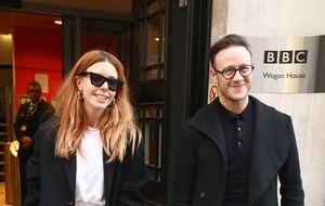 Stacey Dooley happy with 'amazing' boyfriend Kevin Clifton