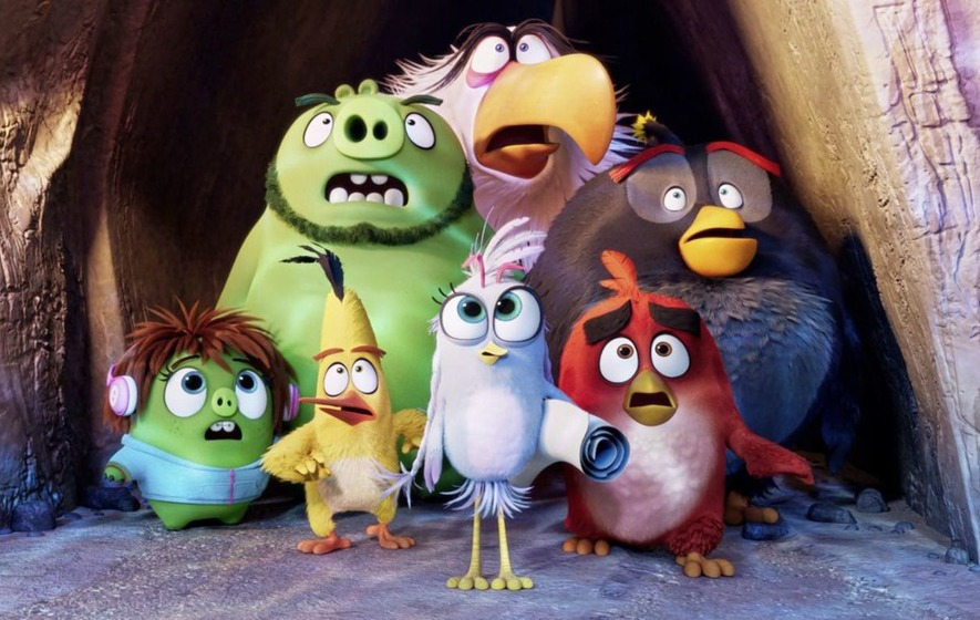 The Angry Birds Movie 2 Features Noticeably Fewer Giggles Than