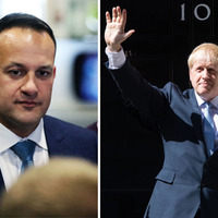 Boris Johnson 'highly discourteous' over lack of contact with Leo Varadkar