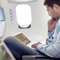 First-class ways to stay germ-free on planes