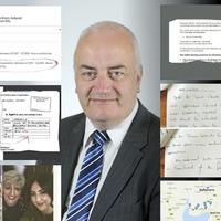 The paper trail that revealed DUP MLA Trevor Clarke's sideline planning applications business
