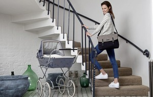 On trend: 7 baby changing bags you'll actually want to wear