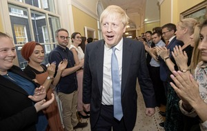 Boris Johnson a fantastical figure as prime minister