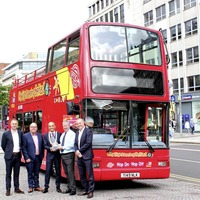 CitySightseeing Belfast wins brand's top global award