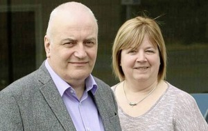 DUP councillor sits in for planning applications lobbied on by MLA husband