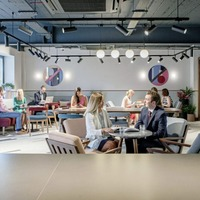 Traditional lease versus flexible workspace