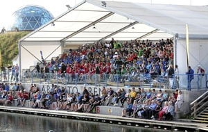 World's largest 'canoe polo' junior championship begins in Belfast