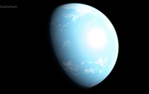 Nasa space telescope finds 'first nearby super-Earth'