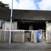 Two houses gutted and two others smoke damaged in west Belfast arson attack